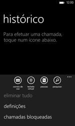 Nokia Lumia 625 - Segurança - Como ativar o código PIN do cartão de telemóvel -  5