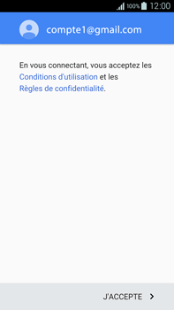 Samsung Galaxy Note 4 - E-mails - Ajouter ou modifier votre compte Gmail - Étape 12