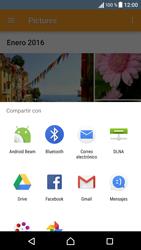 Sony Xperia X - Bluetooth - Transferir archivos a través de Bluetooth - Paso 12