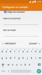 Wiko Rainbow Lite 4G - E-mails - Ajouter ou modifier un compte e-mail - Étape 18