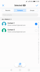 Huawei Nova 2 - Email - Sending an email message - Step 7