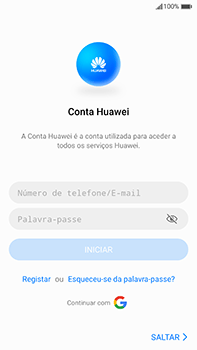 Huawei Mate 9 - Primeiros passos - Como ligar o telemóvel pela primeira vez -  14