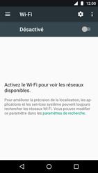 Motorola Moto G5 - Wi-Fi - Se connecter à un réseau Wi-Fi - Étape 5