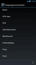 Acer Liquid S2 - Mms - Handmatig instellen - Stap 9