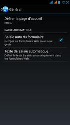 Wiko Stairway - Internet - Configuration manuelle - Étape 28