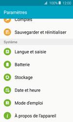 Samsung Galaxy J1 - Réseau - Installation de mises à jour - Étape 5