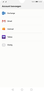 Huawei Mate 20 - E-mail - e-mail instellen (outlook) - Stap 4