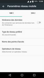 Wiko U-Feel Lite - Réseau - Activer 4G/LTE - Étape 9