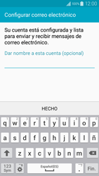 Samsung Galaxy A3 - E-mail - Configurar Outlook.com - Paso 10