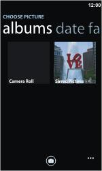 Nokia Lumia 610 - MMS - Sending pictures - Step 8