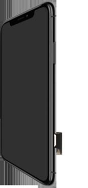 Apple iPhone XR - Toestel - simkaart plaatsen - Stap 5