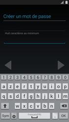 Samsung Galaxy S5 - Premiers pas - Créer un compte - Étape 14