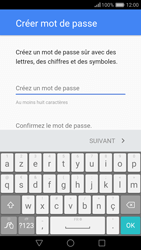 Huawei Nova - Applications - Créer un compte - Étape 11
