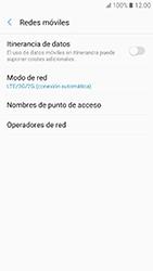 Samsung Galaxy A3 (2017) (A320) - Red - Seleccionar el tipo de red - Paso 6