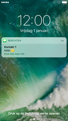 Apple iPhone 6s iOS 10 - iOS features - Vergrendelscherm - Stap 7