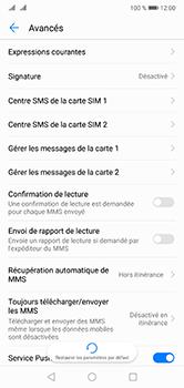 Huawei P20 Lite - SMS - Configuration manuelle - Étape 6