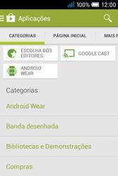 Alcatel POP C1 - Aplicações - Como pesquisar e instalar aplicações -  6