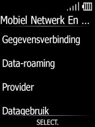 Doro 7060-model-dfc-0190 - Internet - Handmatig instellen - Stap 7