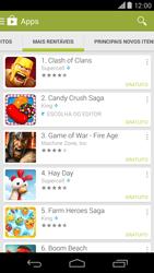 Motorola Moto X (2014) - Aplicativos - Como baixar aplicativos - Etapa 8