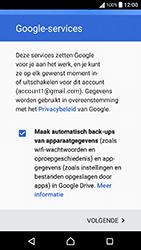 Sony Xperia X Performance (F8131) - E-mail - Handmatig instellen (gmail) - Stap 15