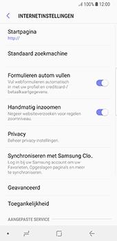 Samsung Galaxy S8 - Android Oreo - Internet - handmatig instellen - Stap 29