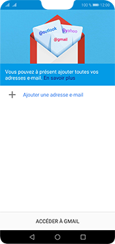 Huawei P20 Lite - E-mail - 032a. Email wizard - Gmail - Étape 5