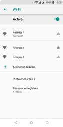 Wiko Harry 2 - Wifi - configuration manuelle - Étape 8