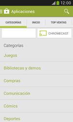 Samsung S7580 Galaxy Trend Plus - Aplicaciones - Descargar aplicaciones - Paso 6
