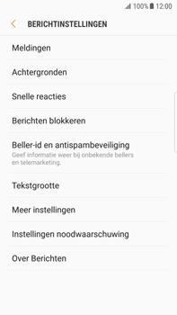 Samsung Galaxy S7 Edge - Android Oreo - MMS - probleem met ontvangen - Stap 6
