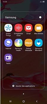 Samsung Galaxy A70 - Internet - configuration manuelle - Étape 23