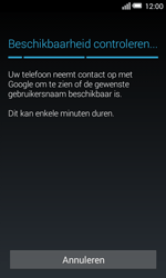 Alcatel One Touch POP S3 4G (OT-5050X) - Applicaties - Account aanmaken - Stap 9