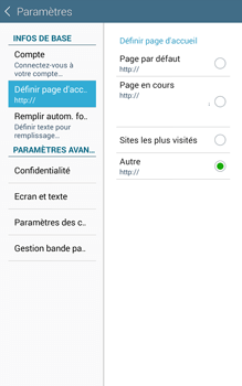 Samsung T335 Galaxy Tab 4 8-0 - Internet - Configuration manuelle - Étape 23