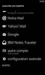 Nokia Lumia 925 - E-mail - Configuration manuelle - Étape 7