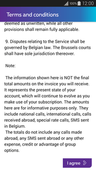 Samsung N910F Galaxy Note 4 - Applications - MyProximus - Step 12