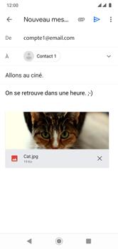 Xiaomi Mi A2 Lite - E-mail - envoyer un e-mail - Étape 14