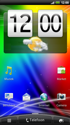 HTC Z715e Sensation XE - Internet - Uitzetten - Stap 1
