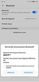 Huawei P20 Pro - Bluetooth - connexion Bluetooth - Étape 9
