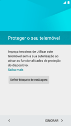 NOS NOVU II - Primeiros passos - Como ligar o telemóvel pela primeira vez -  10