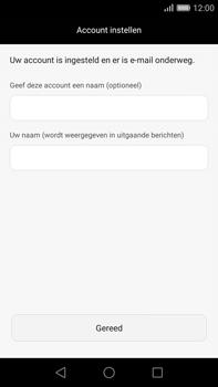 Huawei G8 - E-mail - Handmatig instellen - Stap 9
