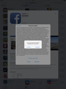 Apple iPad Pro 12.9 (1st gen) - iOS 9 - Applications - Télécharger des applications - Étape 10