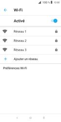 Alcatel 1X - Internet et connexion - Accéder au réseau Wi-Fi - Étape 7