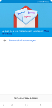 Samsung Galaxy Note9 - E-mail - e-mail instellen (gmail) - Stap 6