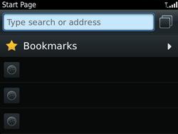 BlackBerry 9790 Bold - Internet - Internet browsing - Step 3