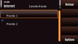 Nokia N97 Mini - Internet - Configuration manuelle - Étape 13