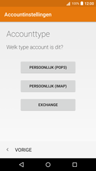 Acer Liquid Z530 - E-mail - Account instellen (POP3 zonder SMTP-verificatie) - Stap 7
