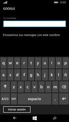 Microsoft Lumia 535 - E-mail - Configurar Gmail - Paso 11