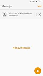 Samsung Galaxy J5 (2016) - Mensajería - Escribir y enviar un mensaje multimedia - Paso 4