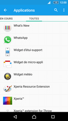 Sony Xperia Z5 - Applications - Supprimer une application - Étape 5