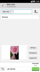 Huawei Ascend G6 - MMS - envoi d'images - Étape 16