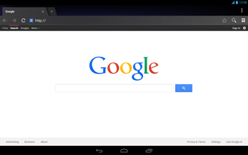 Acer Iconia Tab A3 - Internet - Internet browsing - Step 6